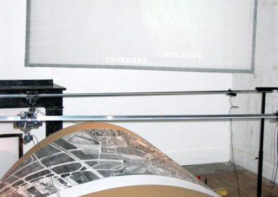 Alain Josseau, « War vision machine ».