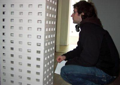 Damien Sorrentino, « Non exposition ».