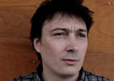 David Coste, portrait par l'artiste pour les 10 ans de la Maison Salvan.