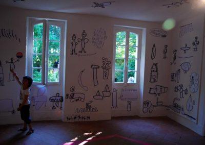 Odile Fuchs, 100 enfants, « Little big place (sic) ».