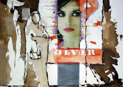 Soraya Azouz, série Edvige «Volver».
