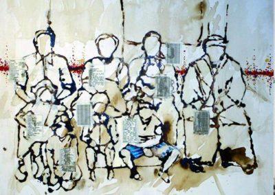 Soraya Azouz, série Edvige «Rue du VM».