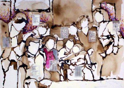 Soraya Azouz, série Edvige «Chez S».