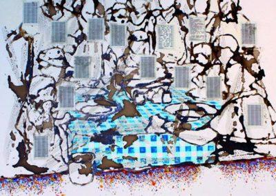 Soraya Azouz, série Edvige «Chez M et B».