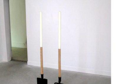 Carl Hurtin, « Champ ouvert / tragédie des communs », Les outils bougies.