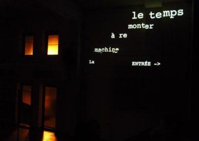 Mael Le Mée, « La machine à remonter le temps ».