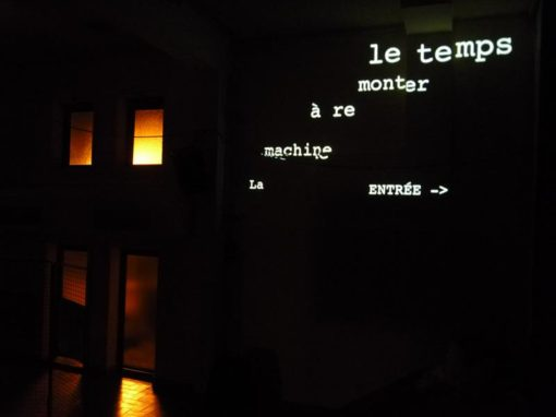 Mael Le Mée, «Lamachine àremonter letemps»
