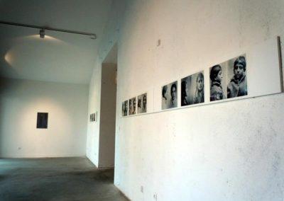 « Tsiganes autour de l'internement ». Vue de l'exposition, collection personnelle d' Emmanuel Stitou.
