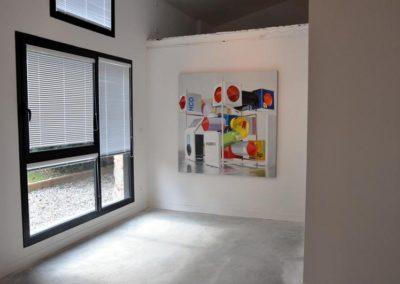 Laurent Rabier, vue de l'exposition.