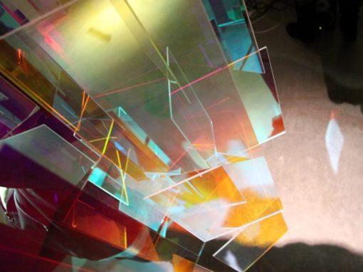 Étienne Rey, «Diffraction»