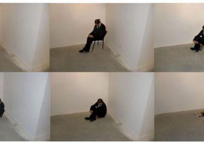 Thomas Sabourin, «Ou la solitude de l'artiste en résidence».