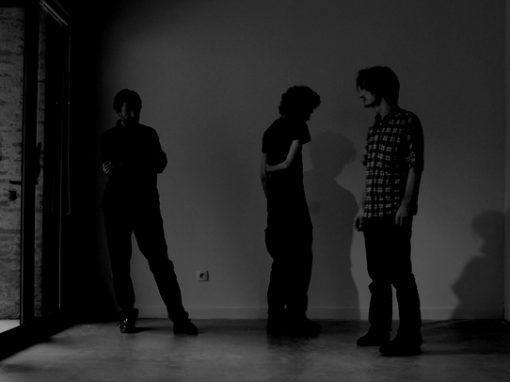 Thomas Bel, StéphaneBarascud, LaurentBardèche, performance