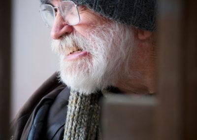 Piet Moget, portrait pour les 10 ans de la Maison Salvan.