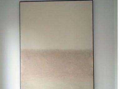 Vue de l'exposition Piet Moget à la Maison Salvan.