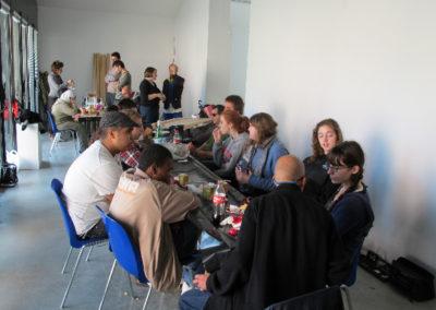 Atelier IJA Dickinson, exposition «Topos» de Mathias Poisson.