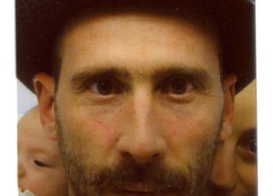 Mathias Poisson, portrait par l'artiste pour les 10 ans de la Maison Salvan.