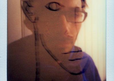 Thierry Laffolie, portrait par l'artiste pour les 10 ans de la Maison Salvan.