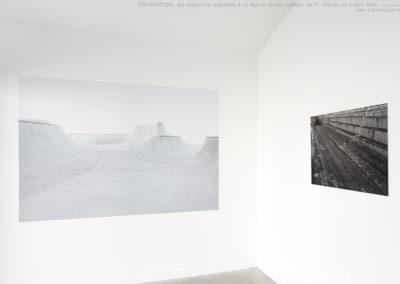 Exposition «Chronotope» de Yohann Gozard.