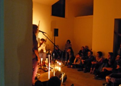 Concert Powerdove à la Maison Salvan .