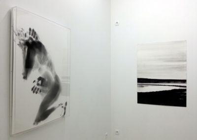 Karlijn Mens, série «Body Scan».