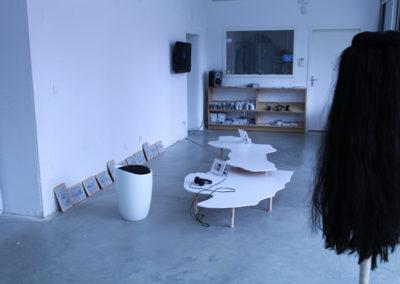 Collectif Ding. Vue de l'exposition.