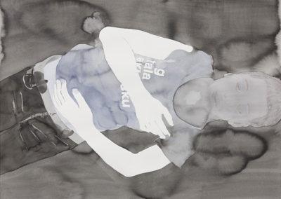 Françoise Pétrovitch, «Étant donné unmur»