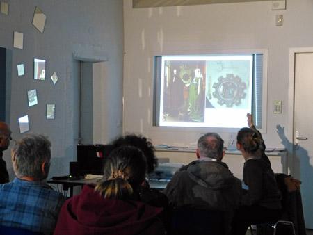 Conférences 2015 – 2016 : un regard sur l'art adossé à l'exposition, par Marion Viollet