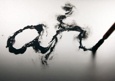 Charwei Tsai, WuChi-Tsung, « À l'ombre dessens»