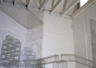 Vue d'exposition « À l'ombre des sens ».