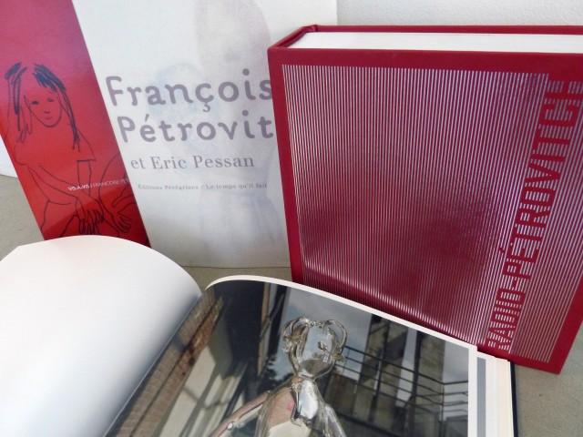 Françoise Pétrovitch et le livre d'artiste