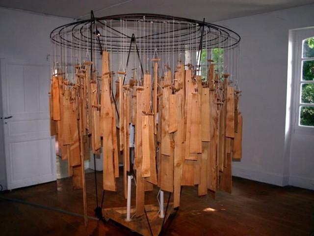 Will Menter, « Song Sculptures »