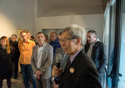 Vernissage exposition «Je de cartes», Maison Salvan.