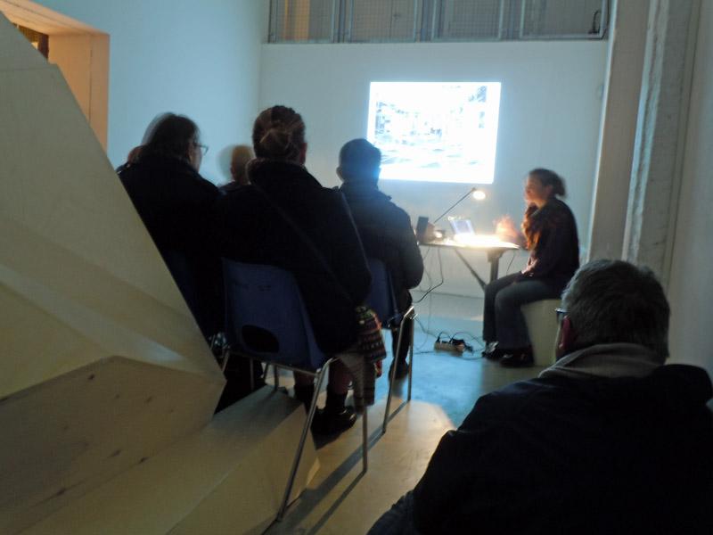 Conférences 2014-2015: unregardsurl'artadossé àl'exposition, parMarionViollet