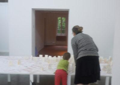 Atelier vacances «carte blanche» dans le cadre de l'exposition «Je de cartes».