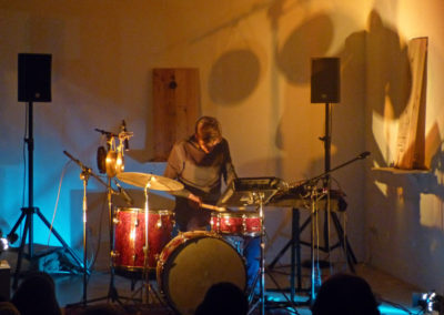Concert Andrea Belfi.