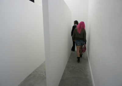 Le labyrinthe / Maison Salvan à Labège (Vue d'exposition) © Benedetto Bufalino