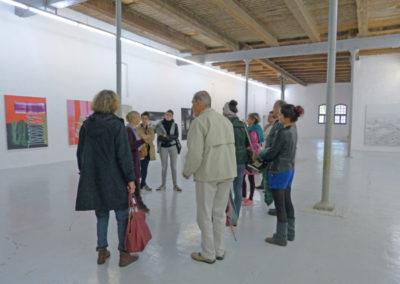 Journée découverte d'art contemporain, L.A.C de Sigean.