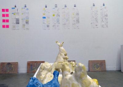 Stage d'été 2014 : à partir de l'univers de Françoise Pétrovitch