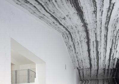 «L'écoulement du paysage» une exposition de Marie Reinert, Dove Allouche, Julien Nicolas, Jürgen Schilling.