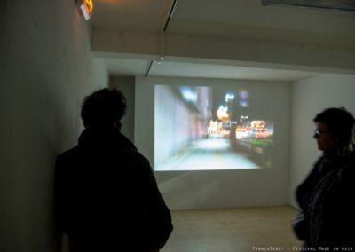 ernissage de l'exposition «Hors la foule» de Yeondoo Jung dans le cadre du festival Made in Asia.