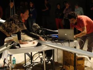 Denise Bresciani et Ilias Liosatos, « JDM »