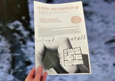 Des médiations de l'exposition « casa tomada »