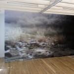"""casa tomada"", exposition d'Estefanía Peñafiel Loaiza. Photographie : Yohann Gozard."