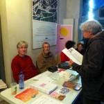 Bénévoles au stand (c) Maison Salvan, 2016