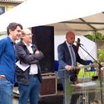 Discours du maire Laurent Chérubin (c) Maison Salvan, 2016