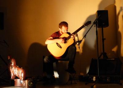 Concert de Jan Mörgenson.
