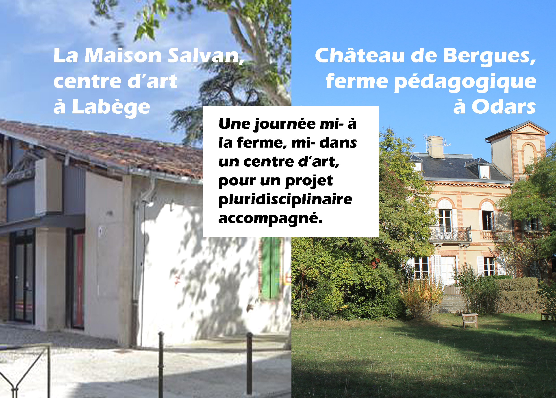 À la Maison Salvan et au Château de Bergues, le temps d'une journée…