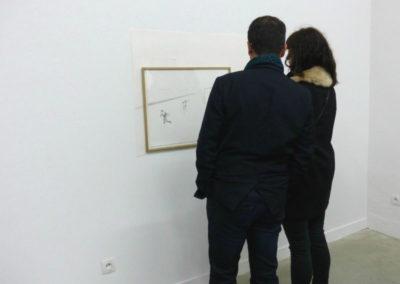 Vernissage de l'exposition « L'horizon était là » et inauguration du festival Graphéine.