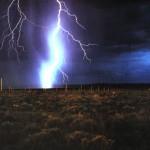 The Lightning Field, Walter De Maria, 1979.