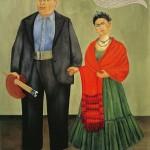 Frida et Diego, Frida Kahlo, 1931.